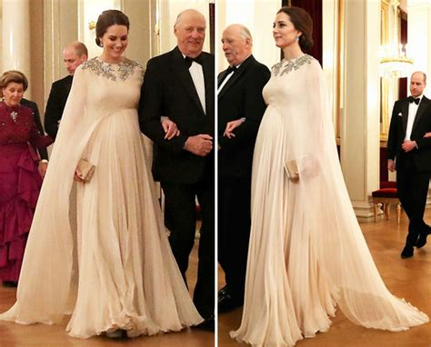 Dress Anak Customade kate middleton looks ethereal in and wears the s wedding gift style