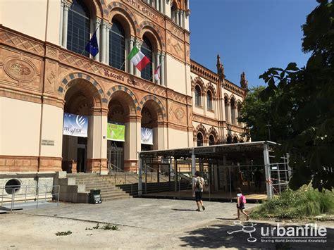museo porta venezia porta venezia smontato l ingresso al museo di