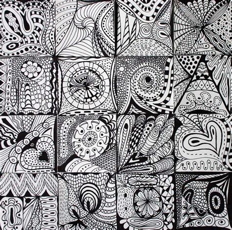 doodle zen scarabocchiare ad arte il doodling didatticarte