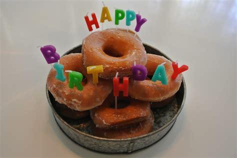 Happy Birthday Doughnuts by Happy Birthday Donuts Healthy Pregnancy