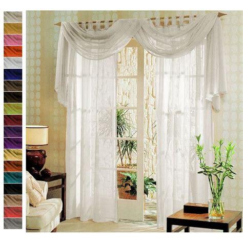 gardinen versand 60999 voile komplett gardinen set 3tlg 19 80 vorhang