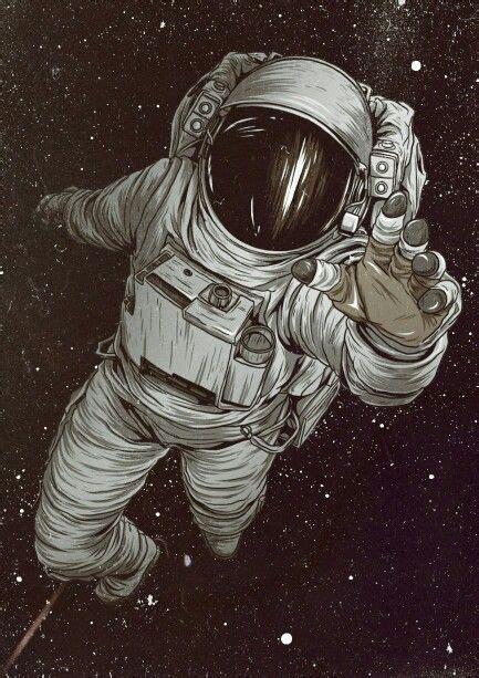 astronaut art pinteres