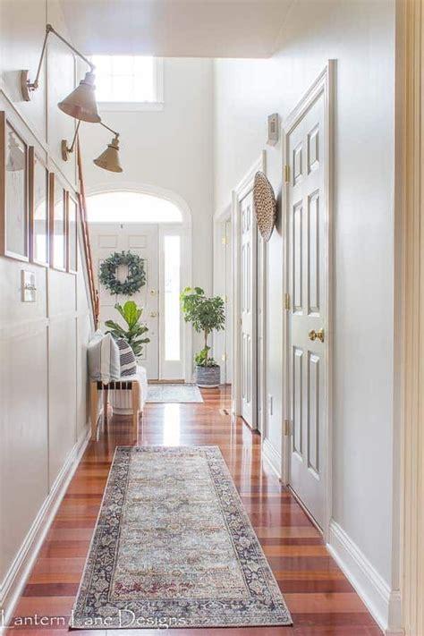 hallway decorating ideas  narrow hallways hallway