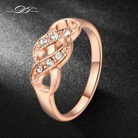 get cheap gold infinity ring aliexpress