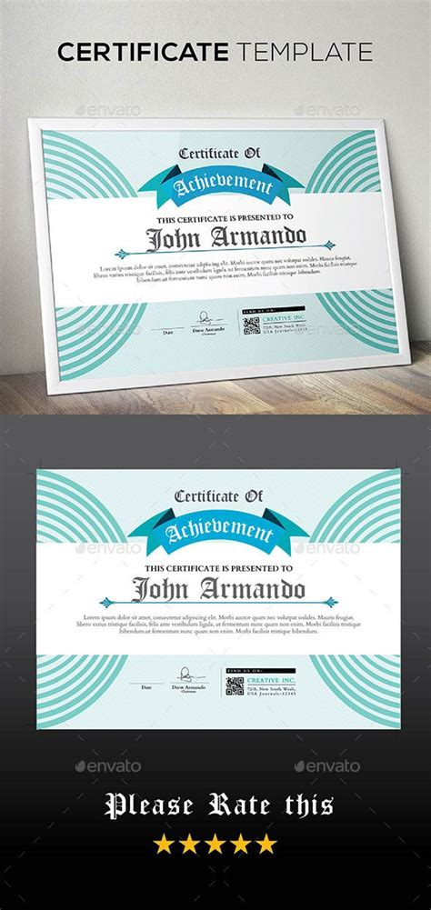 certificate template ai 175 best images about design on fonts