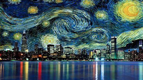 android wallpaper van gogh vincent van gogh the starry night wallpaper wallpaper