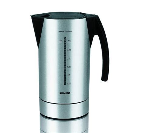 Siemens Porsche Kettle by Water Kettle For Siemens Design By Christian Schwamkrug