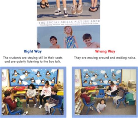 jed baker social skills picture book wednesday visual supports for social skills simply speech