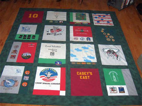 Make Quilt Out Of T Shirts by How To Make A Tshirt Quilt Easy 171 How To Make A Quilt