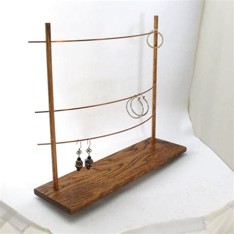 earring display stand necklace earring displays