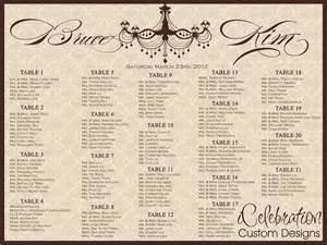seating chart wedding free printable seating charts for weddings search