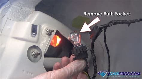 how to replace a brake or light it still