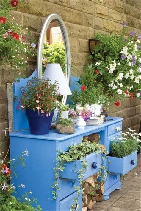 Garden Projects Ideas Diy Dresser Garden Project