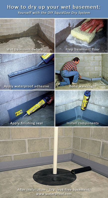 diy waterproof basement 17 best images about diy basement waterproofing on ontario basement and toronto