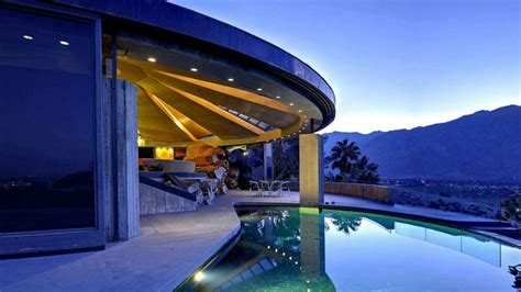buy house palm springs buy a bit of james bond iconic modernist palm springs home up for sale