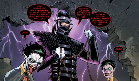 batman the who laughs the batman who laughs makes a horrifying cannibalistic
