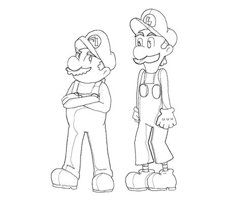 8 Bit Mario Coloring Pages by Bit Mario Coloring Pages Coloring Pages