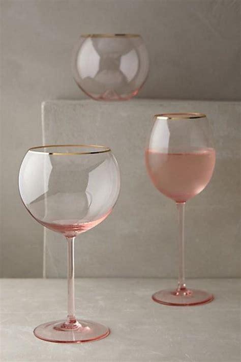 Cocktails & Drinks   Gilded Rim Stemware #2353203   Weddbook
