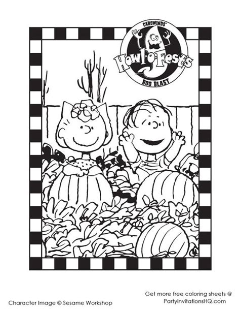 halloween coloring pages charlie brown charlie brown halloween charles m schulz halloween