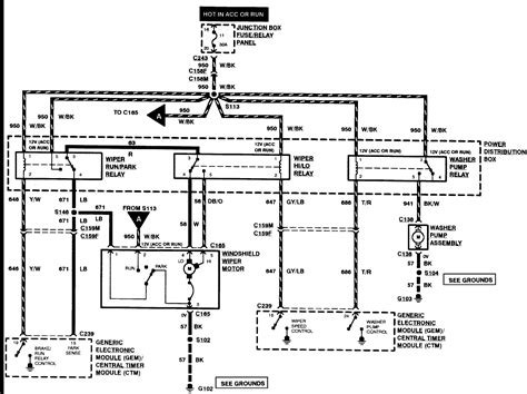 1997 ford f350 wiring diagram on images free new