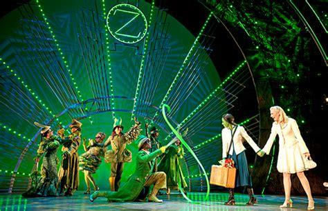 imagenes teatro musical wicked el hechizo del teatro musical sound check