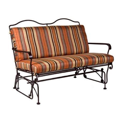3 seat glider cushions ow replacement cushions seat glider furniture