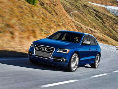 top 10 fastest audi cars suvs that think they re sports cars autobytel