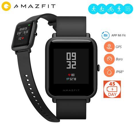 Smartwatch Xiaomi Amazfit smartwatch xiaomi amazfit bip por 55 10 euros con este
