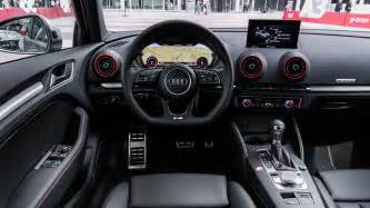 Audi S3 Lease Deals Audi S3 Saloon 2016 Review By Car Magazine