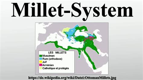 Millet System Youtube Ottoman Empire Millet System