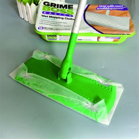 Disposable Floor Mop - floor mop for wipes thefloors co