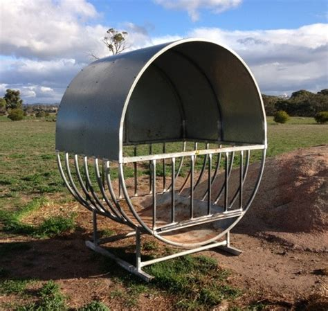 Sheep Hay Racks For Sale by Hay Rings Racks For Sale X2 Livestock Equipment Livestock