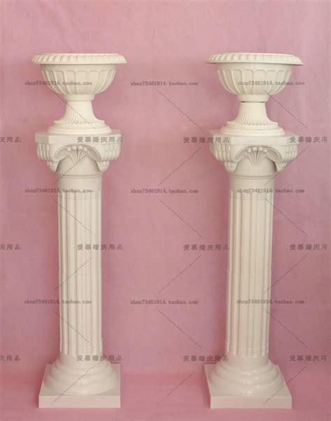 Plastic Pillars Shop Popular Plastic Wedding Pillars From China Aliexpress