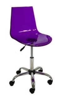 Purple Desk Chair Ebay Purple Office Chair Ebay