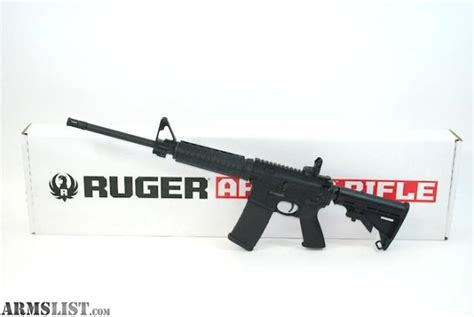 Mba 3 Stock On Ruger Ar 556 by Armslist For Sale New Ruger Ar 556 669 Best Value