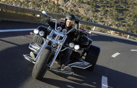 Motorrad Automatikgetriebe by Rewaco Trikes Mit Neuem Antrieb Und Automatikgetriebe