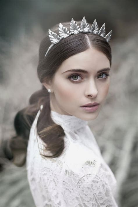 Bridal Headpieces by The Evocative Prequel Bridal Headpiece 2016 Collection