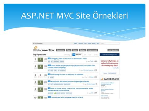 asp net mvc 4 the asp net site asp net mvc 4 mahmut can sozeri sunum