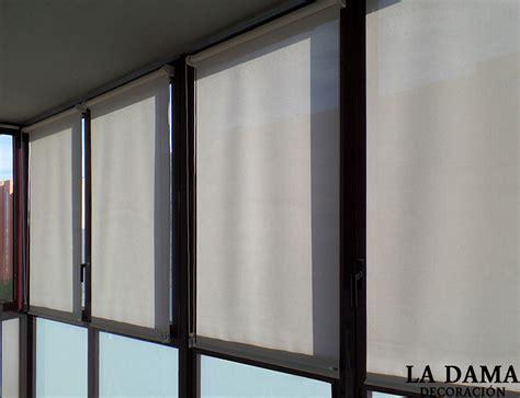 cortinas de screen cortinas de screen para exterior en zaragoza la dama
