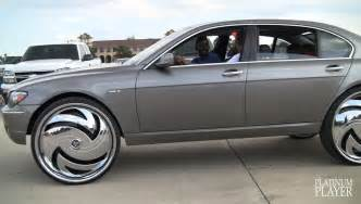Truck Rims For Sale Cheap Bmw 750li On 30 Inch Rims Detroit