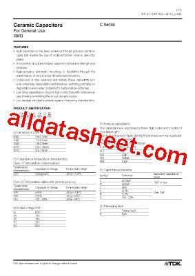 tdk capacitors datasheet c1005ch1h100d datasheet pdf tdk electronics