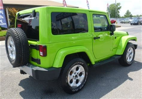 Best Jeep Colors 10 Best Jeep Wrangler Colors Car Memories