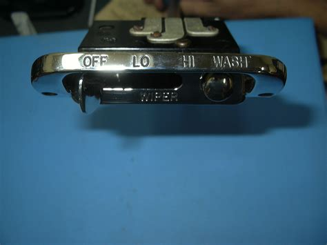 oldsmobile obsolete 1959 oldsmobile windshield wiper and washer control switch nos 4761427