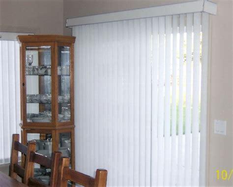 How To Hang Sliding Glass Door Blinds Blake Lockwood Vertical Blinds For Sliding Glass Door
