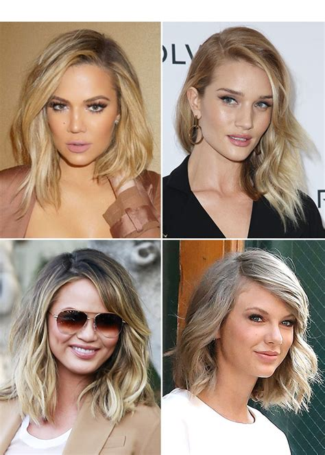 tutorial wavy lob wavy bob tutorial copy the hairstyle seen on khloe