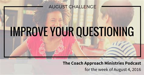 coaching for entrepreneurs how coaching can improve your bottom line books podcast how to improve your questioning coach approach