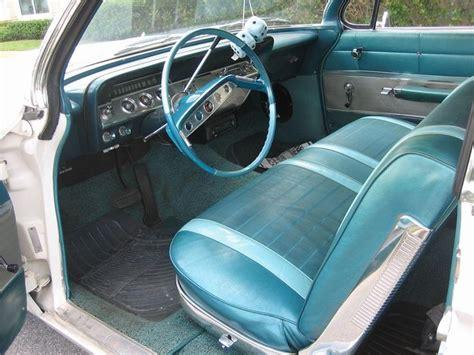 Interior Car Upholstery 61 Impala Interior Upholstery Pinterest
