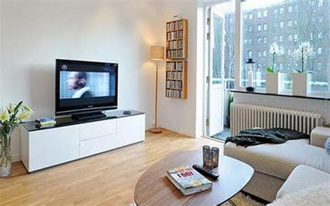 small sophisticated apartment living room safe home