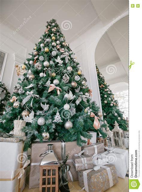 christmas morning classic luxury apartments   white