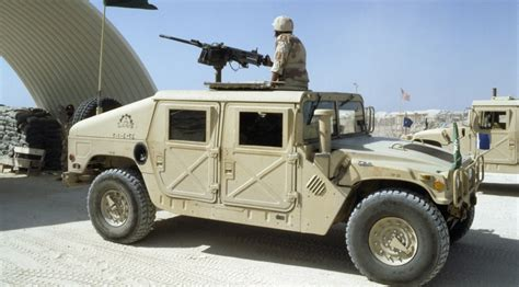 Unarmored Hmmwv Military Edge